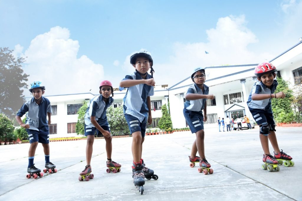 the-asian-school-skating-track