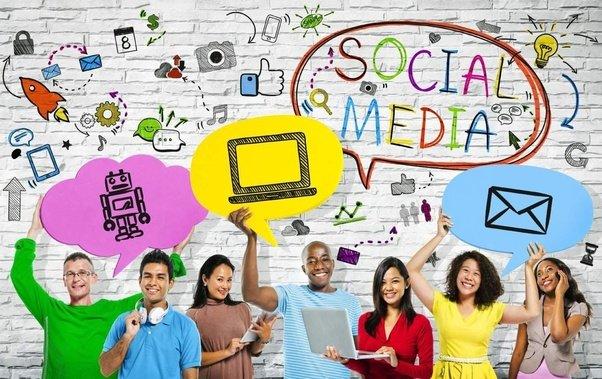 Why do students use social media?