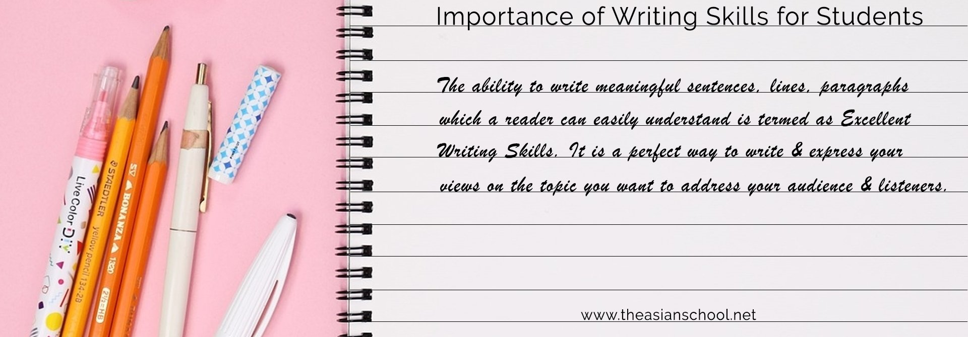 Importance of Writing Skills for Students