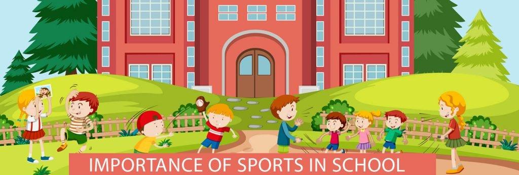 Importance of Sports In School