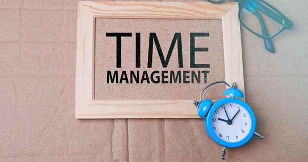 Systematic time management