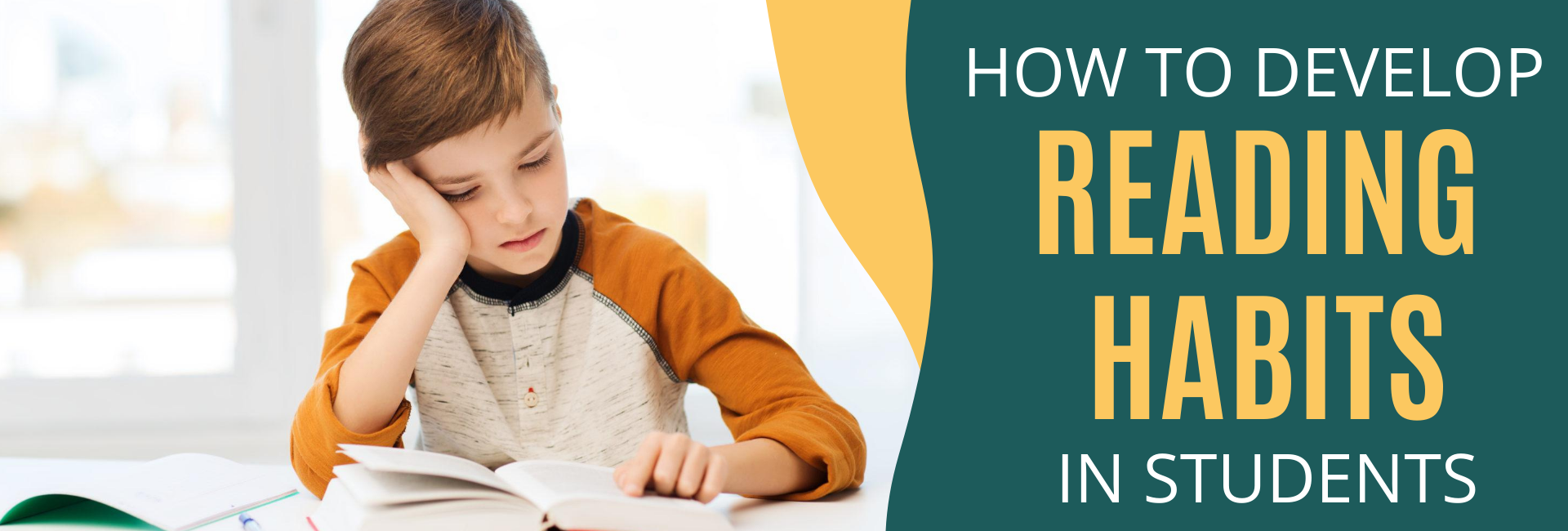How To Develop Reading Habits In Students