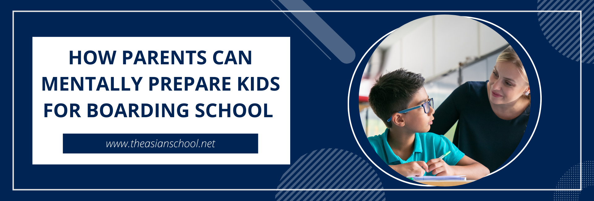 How Parents Can Mentally Prepare Kids For Boarding School