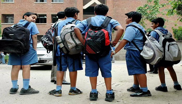 Pack Student's Bag In Advance