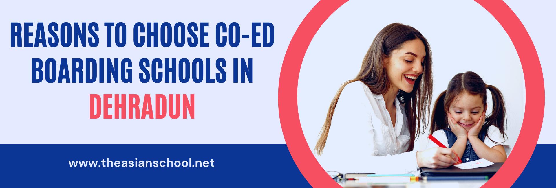 Reasons To Choose Co-ed Boarding Schools In Dehradun