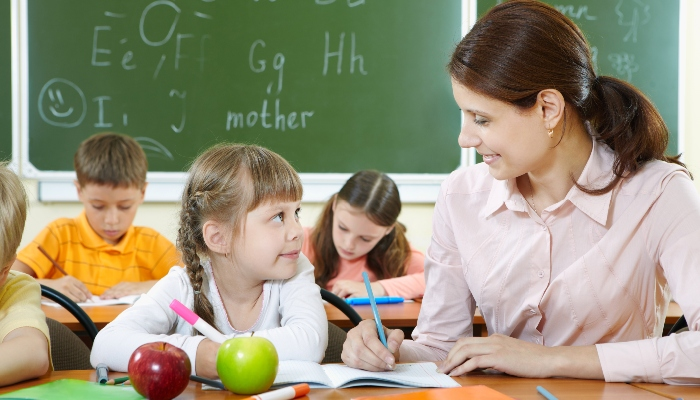 Get In Touch With Teachers