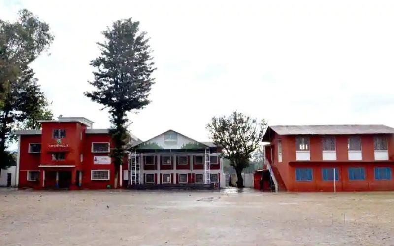 Cambrian Hall School Dehradun