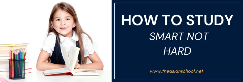 How To Study Smart Not Hard